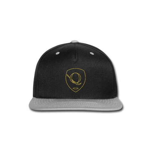 Chest Crest (Women's) - Snap-back Baseball Cap