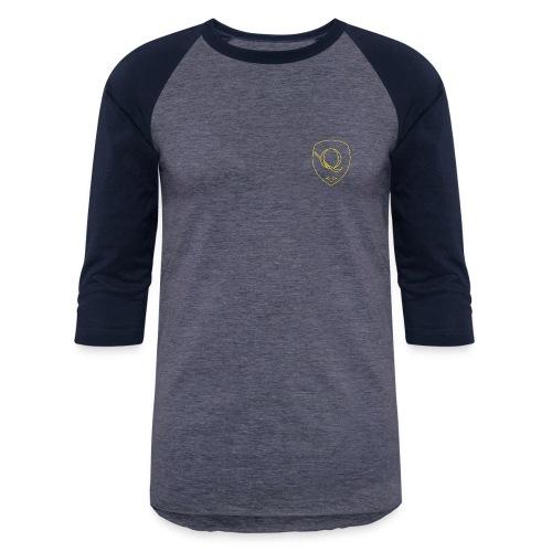 Chest Crest (Women's) - Baseball T-Shirt