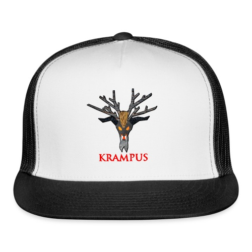 Krampus Button 5-Pack - Trucker Cap