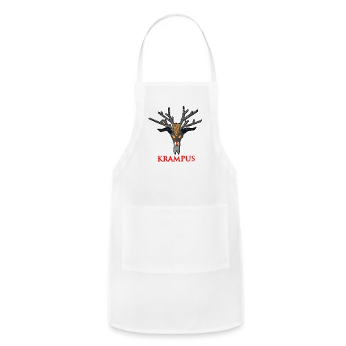 Krampus Button 5-Pack - Adjustable Apron