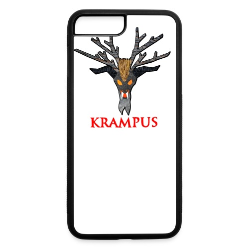 Krampus Button 5-Pack - iPhone 7 Plus/8 Plus Rubber Case
