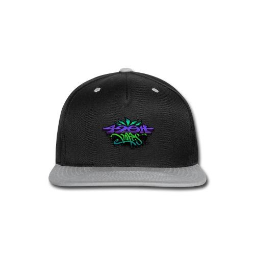 Mens Zip-UP Hoodie 42oh Logo 3 - Snap-back Baseball Cap