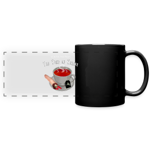Tea Time of Terror Mug 1 - Full Color Panoramic Mug