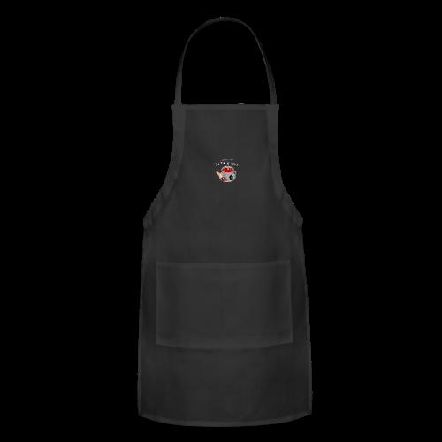 Tea Time of Terror Mug 1 - Adjustable Apron
