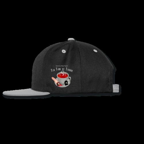 Tea Time of Terror Mug 1 - Snap-back Baseball Cap