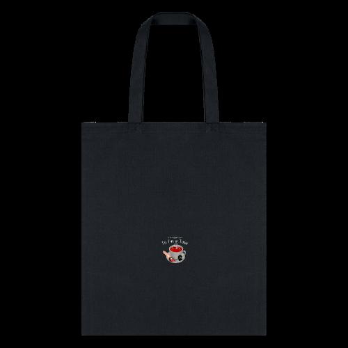 Tea Time of Terror Mug 1 - Tote Bag