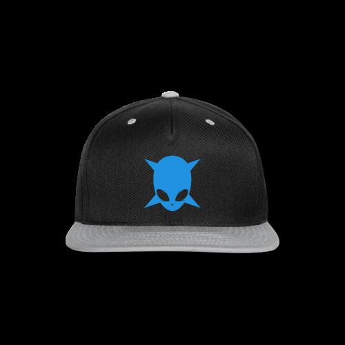 Big Boy Spiked (3x-5X) - Snap-back Baseball Cap