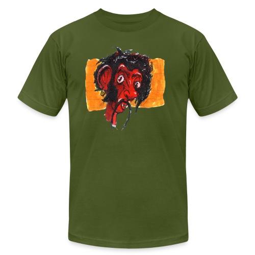 HEADBUST 79.png - Men's Fine Jersey T-Shirt