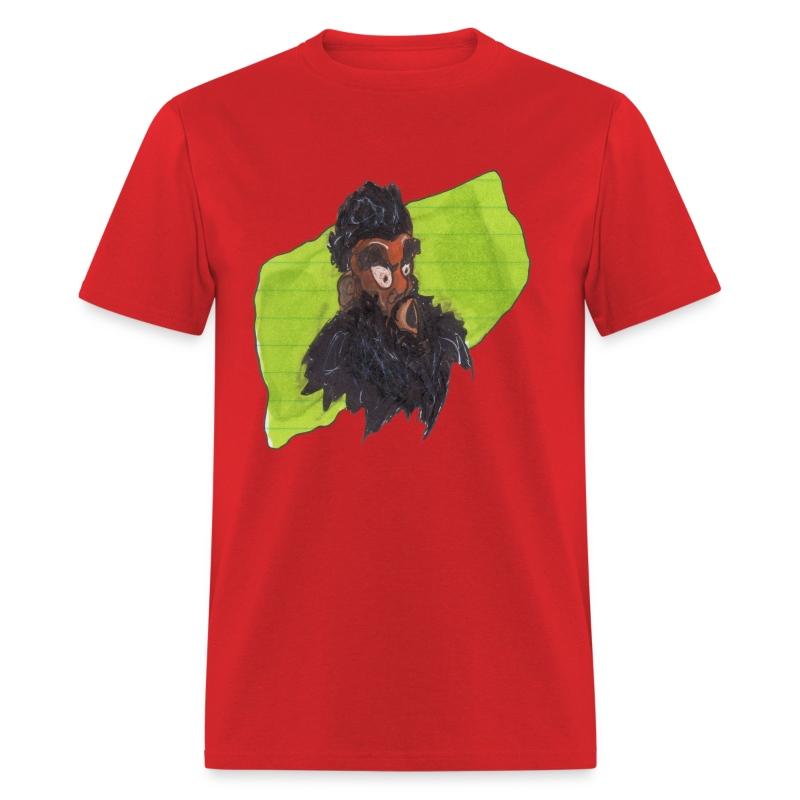 HEADBUST 78.png - Men's T-Shirt