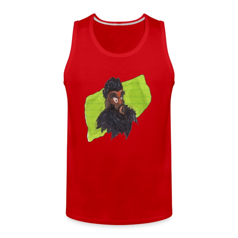 HEADBUST 78.png - Men's Premium Tank
