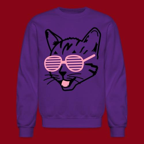 Cool Cat! - Crewneck Sweatshirt
