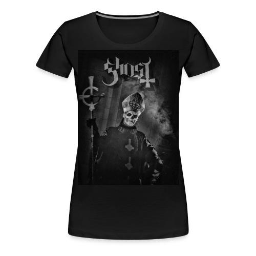Ghost - Papa Emeritus II WOMEN - Women's Premium T-Shirt