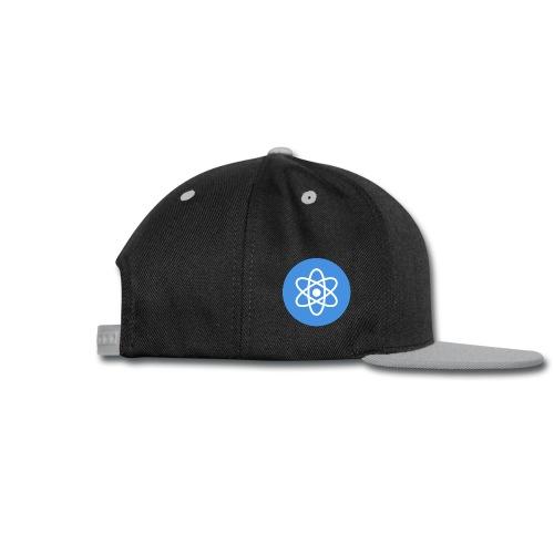 Mug with blue logo - Snap-back Baseball Cap