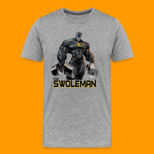 Swoleman - Men's Premium T-Shirt
