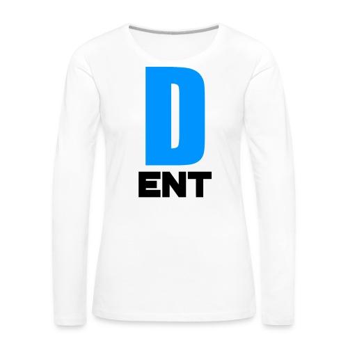 DeEntertainment Women's T - Women's Premium Long Sleeve T-Shirt