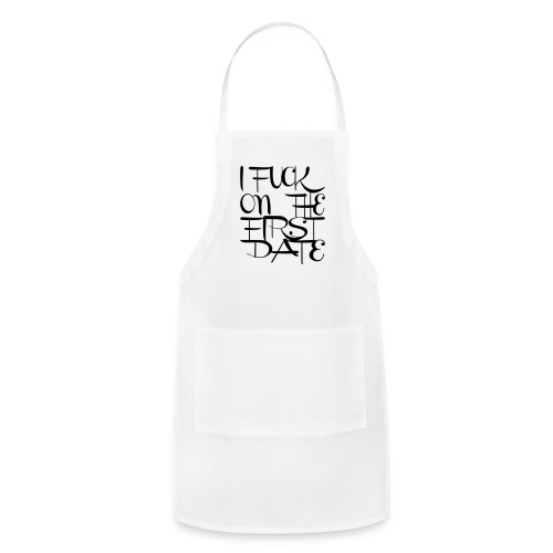 First Date - Adjustable Apron