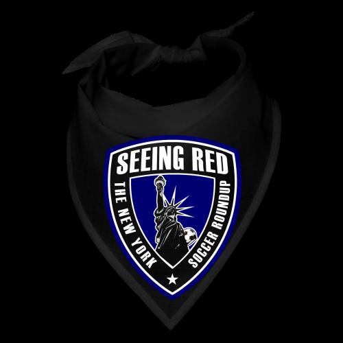 Seeing Red! Logo - Kid's T-Shirt, Red - Bandana