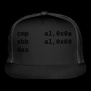das_female - Trucker Cap