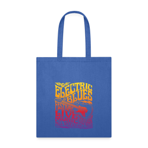 Electric Blues - Tote Bag