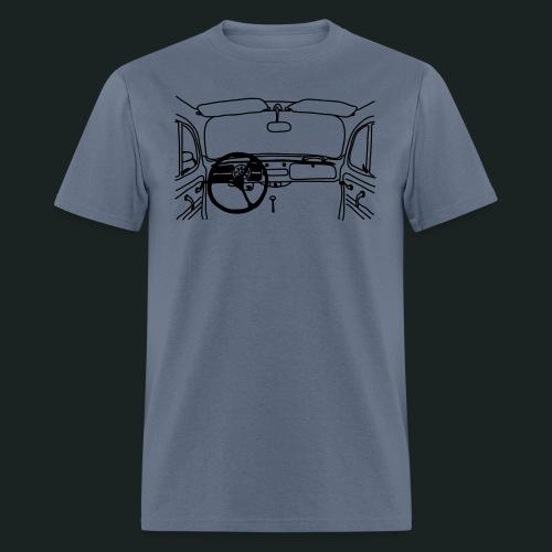 Beetle Dashboard - Men's T-Shirt