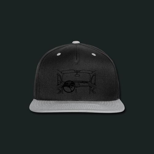 Beetle Dashboard - Snap-back Baseball Cap