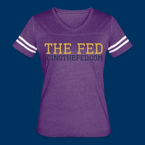 The Fed - Women's Vintage Sport T-Shirt