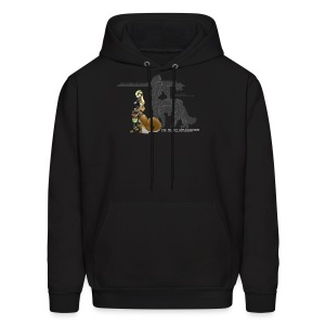 Taur themed shirt m - Men's Hoodie