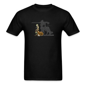 Taur themed shirt m - Men's T-Shirt