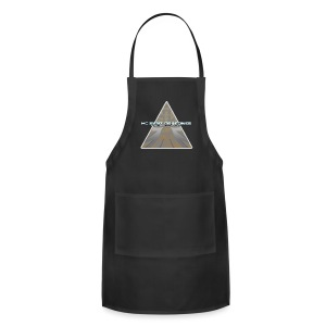 Spyglass color logo F - Adjustable Apron