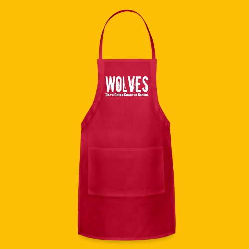 WOLVES DCCS Women's Long Sleeve  - Adjustable Apron