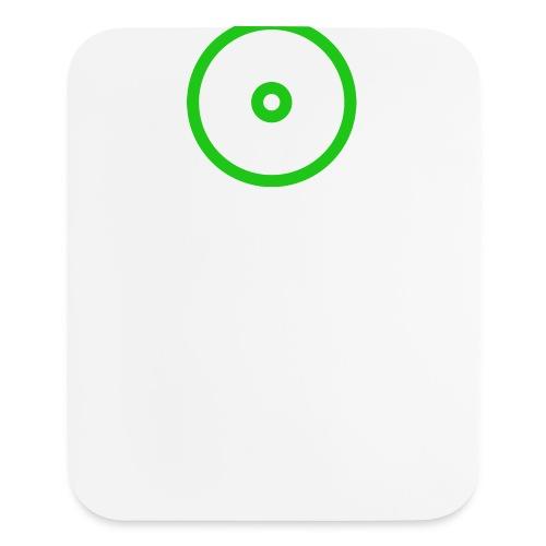 Gal Shirt - Mouse pad Vertical