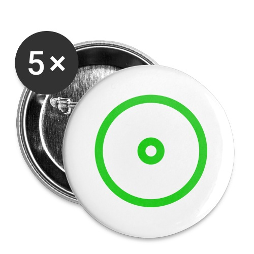 Gal Shirt - Buttons large 2.2'' (5-pack)