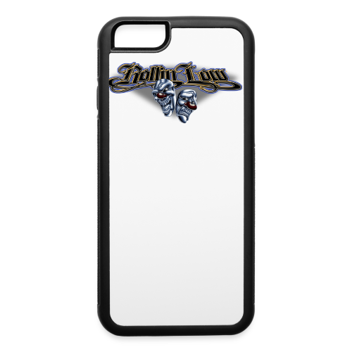Rollin Low - Smile Cry Masks - iPhone 6/6s Rubber Case