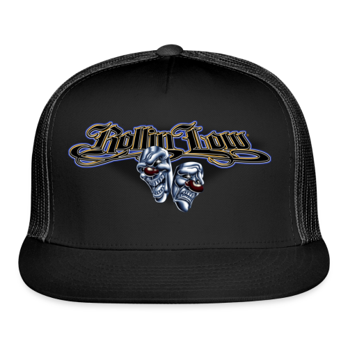 Rollin Low - Smile Cry Masks - Trucker Cap