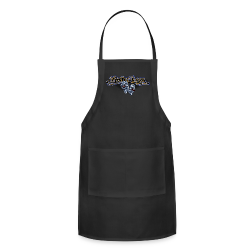 Rollin Low - Smile Cry Masks - Adjustable Apron