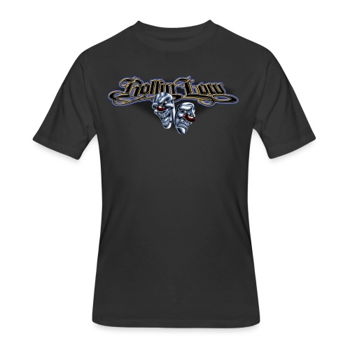 Rollin Low - Smile Cry Masks - Men's 50/50 T-Shirt