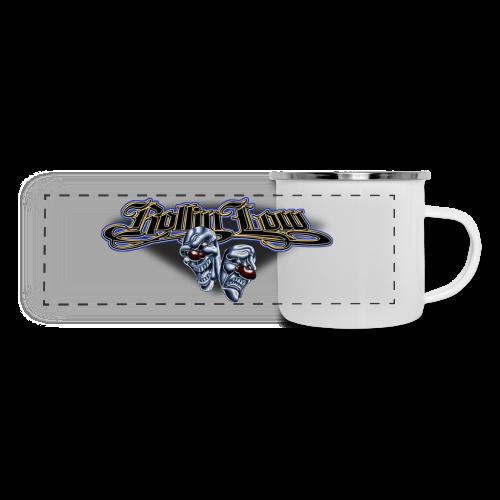 Rollin Low - Smile Cry Masks - Panoramic Camper Mug