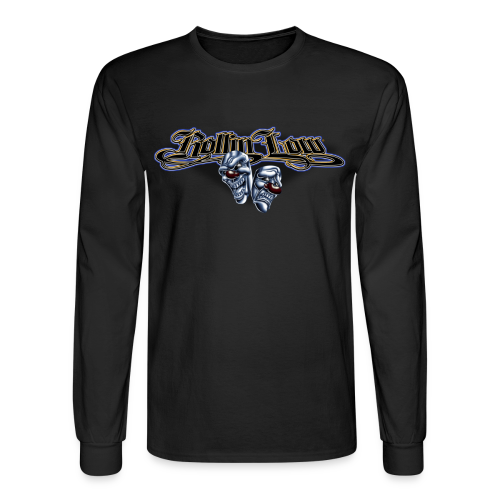 Rollin Low - Smile Cry Masks - Men's Long Sleeve T-Shirt