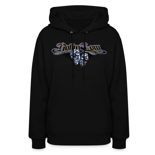 Rollin Low - Smile Cry Masks - Women's Hoodie