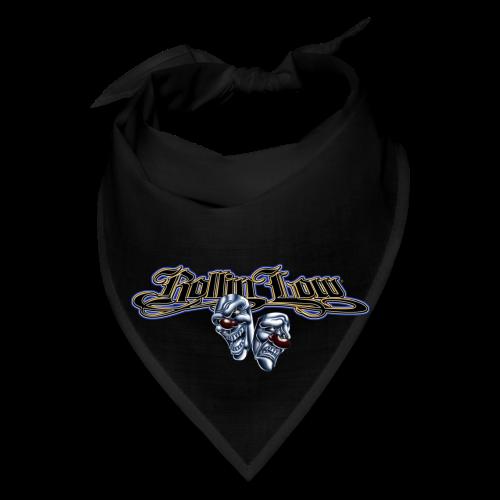 Rollin Low - Smile Cry Masks - Bandana