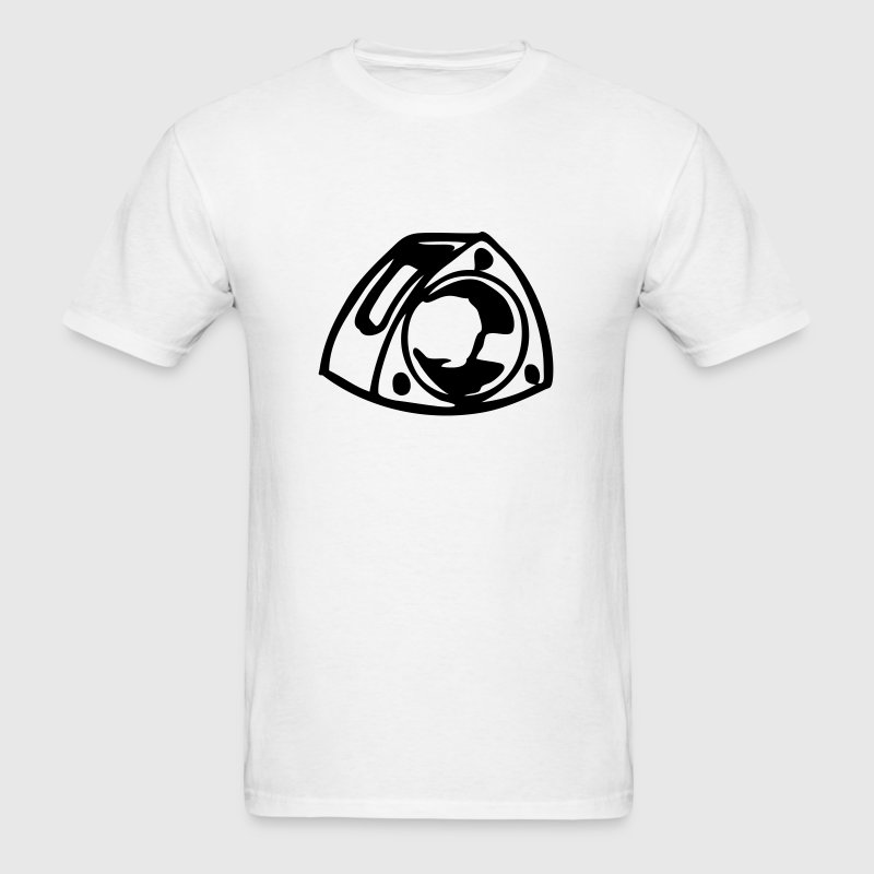 Rotary Engine Rotor 1 T-SHIRT - Men's T-Shirt
