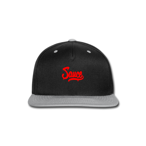 Men's T-Shirt - Snap-back Baseball Cap