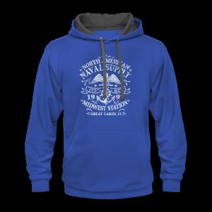Naval Supply - Contrast Hoodie