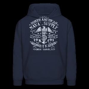 Naval Supply - Men's Hoodie