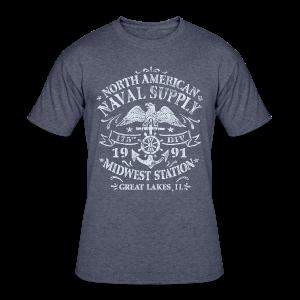 Naval Supply - Men's 50/50 T-Shirt