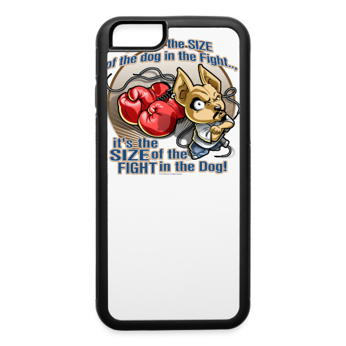 Rollin Low - Dog in the Fight - iPhone 6/6s Rubber Case