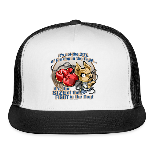 Rollin Low - Dog in the Fight - Trucker Cap