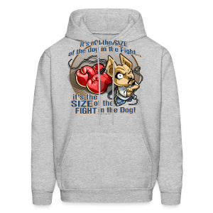 Rollin Low - Dog in the Fight - Men's Hoodie