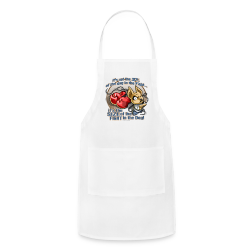 Rollin Low - Dog in the Fight - Adjustable Apron