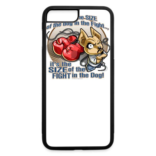 Rollin Low - Dog in the Fight - iPhone 7 Plus/8 Plus Rubber Case